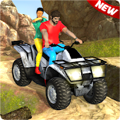 Quad Bike Off-road Racing Mania 3D Game