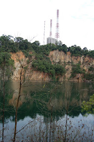 Hindhede Quarry Bukit Timah Nature Reserve