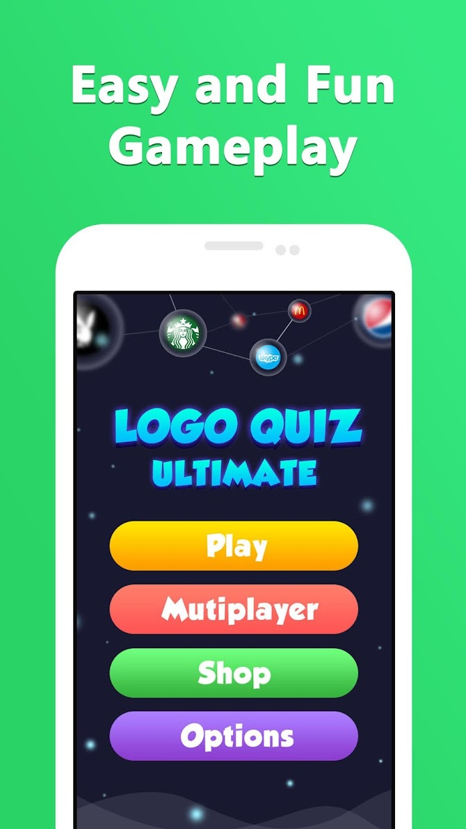 Logo Quiz Mania - Ultimate Logo Guessing Game Android 3