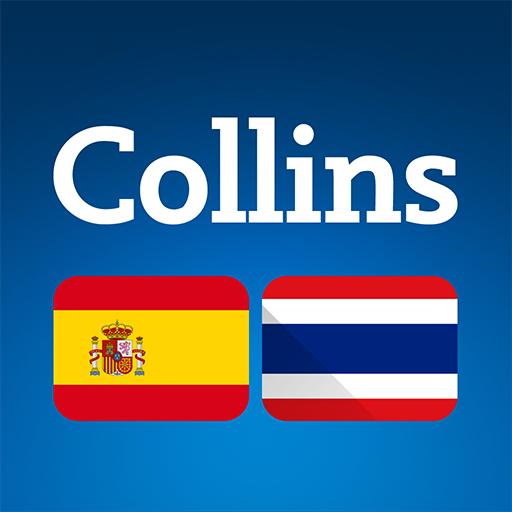 Collins Thai<>Spanish Dictionary Icon