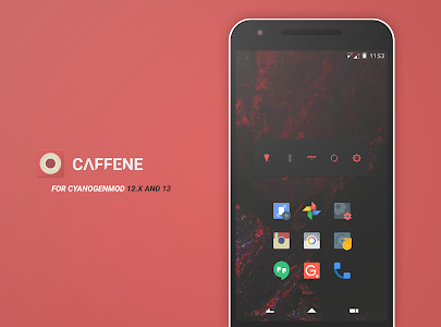 Caffene - CM13/CM12 Theme v2.9.2