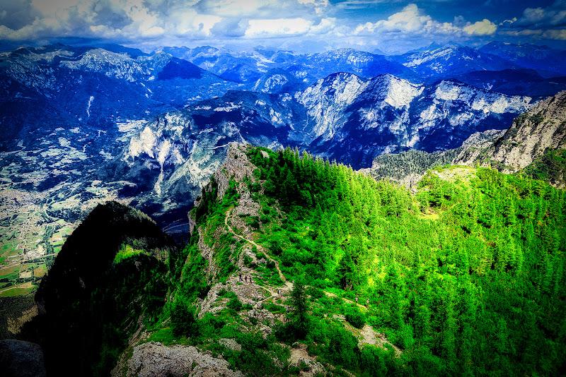 Visione dal Monte Ortigara di roberto333