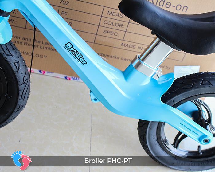 Xe cân bằng Broller PHC-PT bánh hơi 8