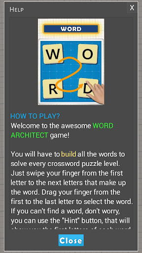 Word Architect - More than a crossword 1.0.2 screenshots 7