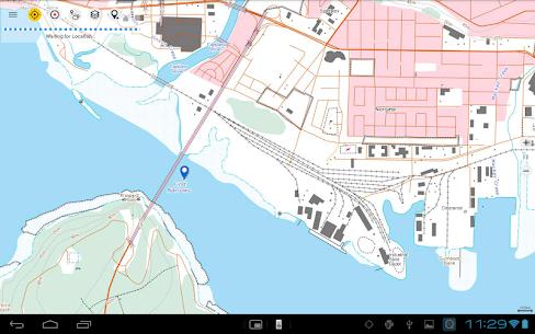 Canada Topo Maps Pro 9