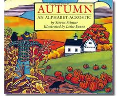 Autumn: An Alphabet Acrostic by Steven Schnur