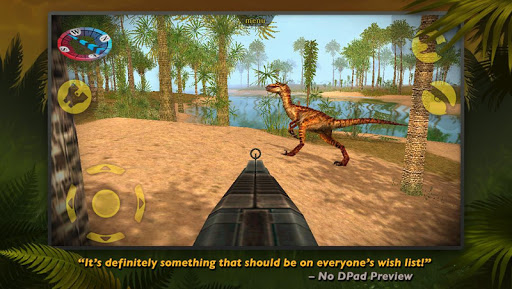 Carnivores: Dinosaur Hunter HD  screenshots 7