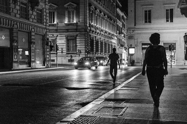 ombre nella notte di Paolo Domesi