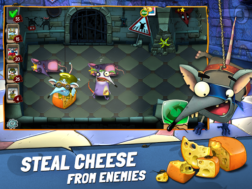 The Rats: Feed, Train and Dress Up Your Rat Family filehippodl screenshot 8