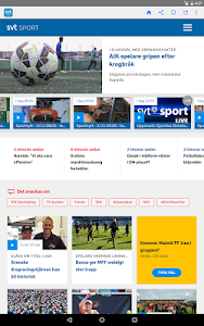 SVT Sport screenshot 3