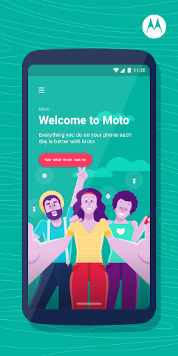 Moto Varies with device screenshots 1