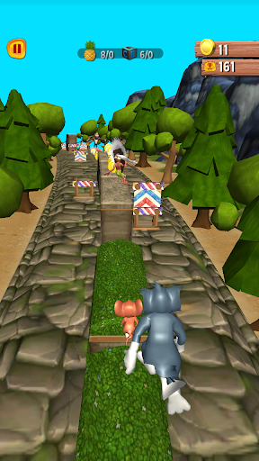 Subway Tom Rush : Jerry Escape 2.5 screenshots 7