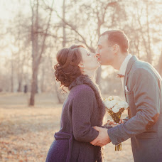 Wedding photographer Tatyana Palladina (photoirk). Photo of 18.12.2014