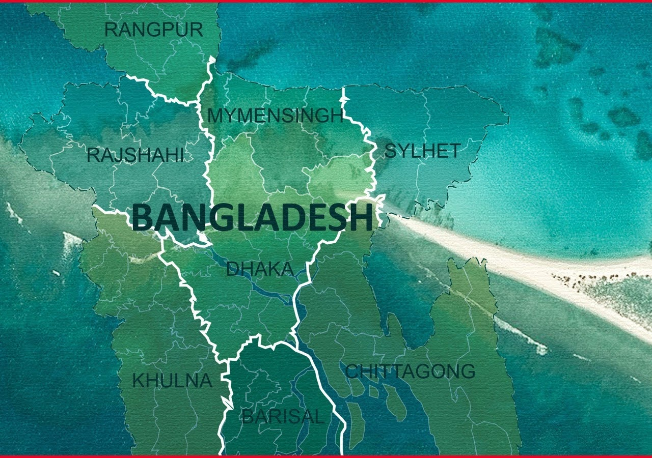 Sea Level Rise Putting 680 Million Bangladeshis at High Risk, Study Says.