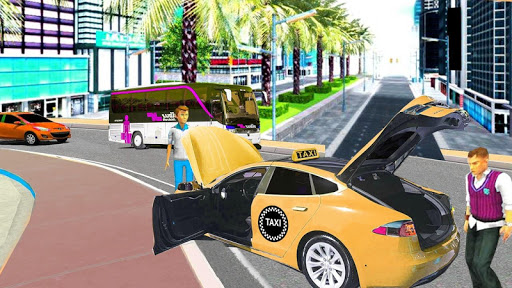 Car Games Taxi Game:Taxi Simulator :2020 New Games 1.00.0000 screenshots 2