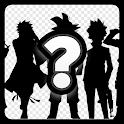 Anime Manga Character Quiz (Easy Level) icon