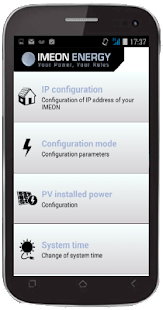 IMEON MANAGER APP for 3.6- screenshot thumbnail