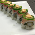 Flaming Yellow Tail Roll*