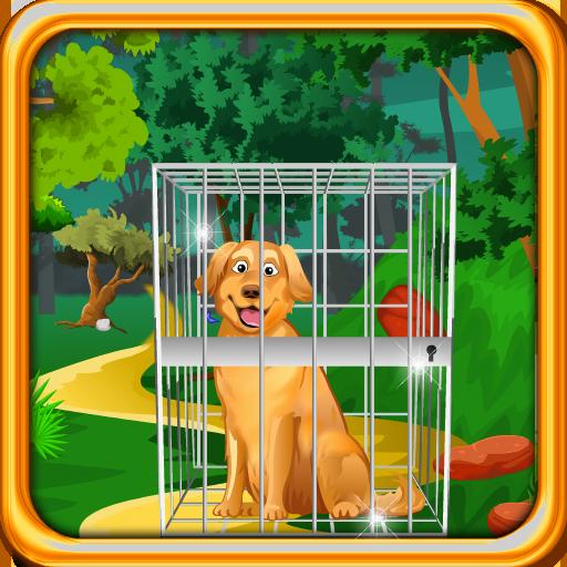 金毛尋回犬逃生 解謎 App LOGO-APP試玩