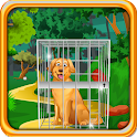 Évasion chien Golden Retriever icon