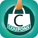 Smart Coupons and Deals - Never Pay Full icon