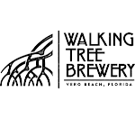 Logo for Walking Tree Brewery