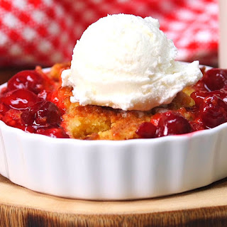 Slow Cooker Cherry Dump Cake Is Magic in the Kitchen