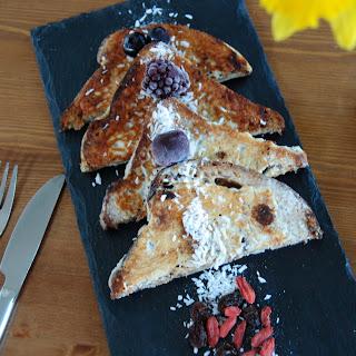 Healthy French Toast (Aka Eggy Bread!) Recipe