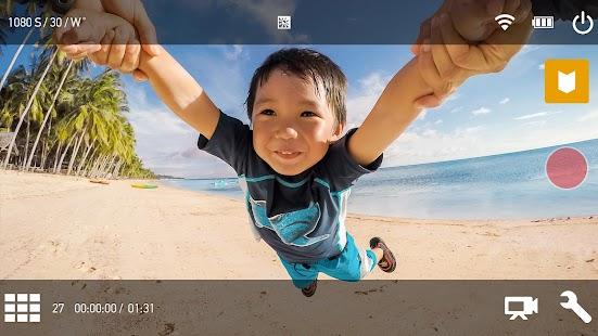 GoPro App- screenshot thumbnail