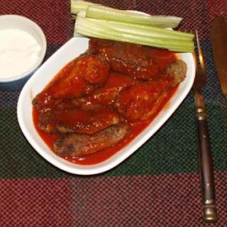Buffalo Wings Sauce