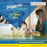 Scholarship and Admission Test at Narayana Academy-GUJRANWALA TOWN