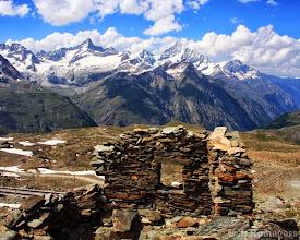 Photo: Matterhorn Ruin