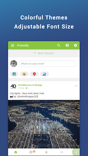 Friendly for Facebook 4.3.27 Apk for Android 3