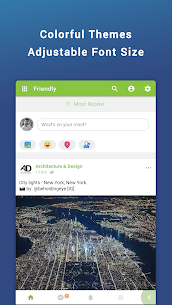 Friendly for Facebook (MOD, Unlocked/ Premium) v4.5.06 3
