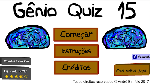 Genius Quiz 15
