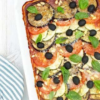 Provençal Tian [vegetarian][gluten free].