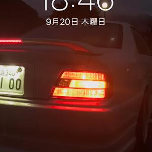 チェイサー JZX100 ツアラーV 平成9年型のカスタム事例画像 めいぶさんの2018年09月20日18:54の投稿