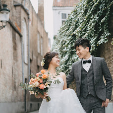 Wedding photographer Taotzu Chang (taotzuchang). Photo of 31.07.2018