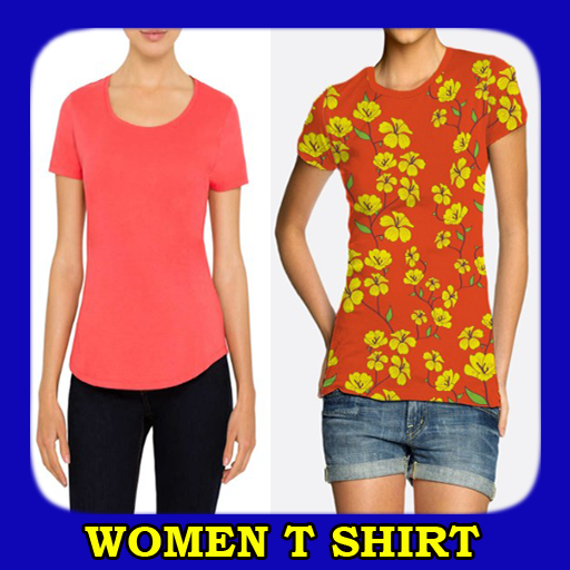 Women T Shirt file APK Free for PC, smart TV Download