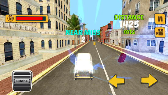 Crazy Auto Traffic Racer- screenshot thumbnail