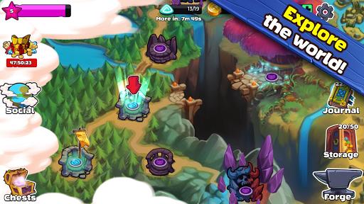 Mine Quest 2 - Mining RPG 2.2.3 screenshots 3