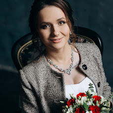 Wedding photographer Vitaliy Baranok (vitaliby). Photo of 28.05.2018