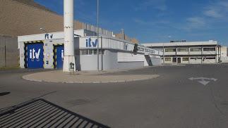 Estación de la ITV en Almería.