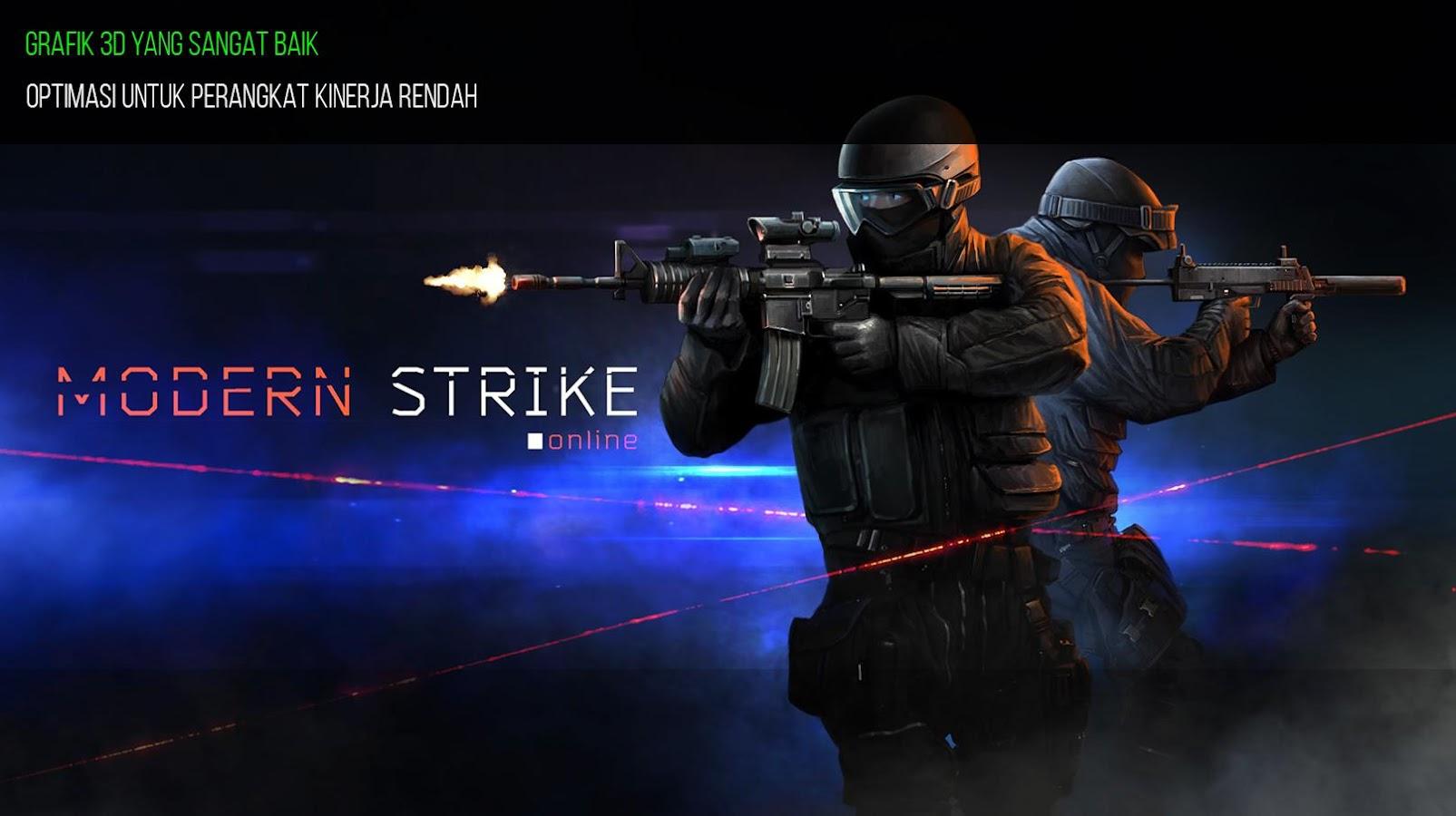 Download Modern Strike Online Apk