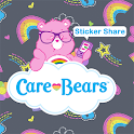 Care Bears Sticker Share