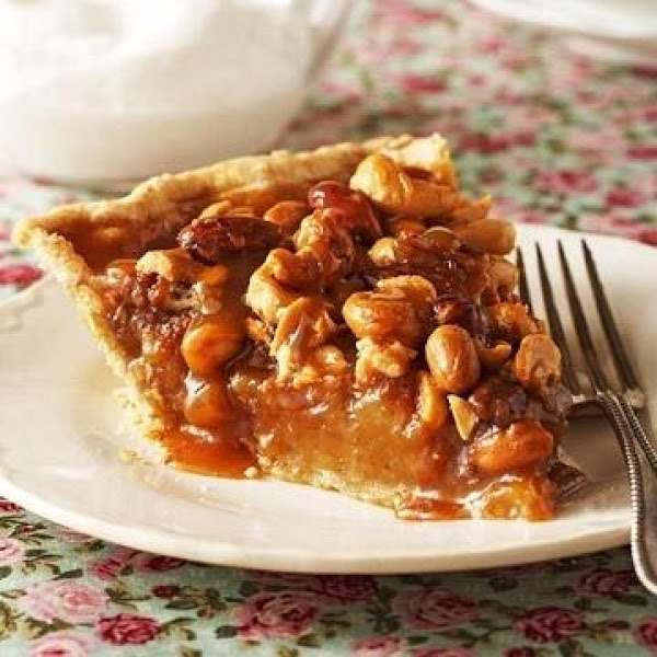Honey Nut Crunch Pie Recipe