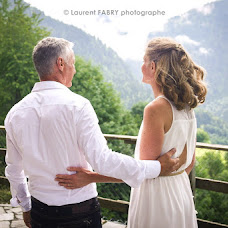 Wedding photographer Laurent Fabry (fabry). Photo of 02.06.2015