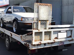 カローラレビン AE86 GT-APEX 61年式のカスタム事例画像 ☑️ビソさんの2020年08月29日11:48の投稿