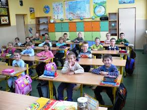 Photo: jedna z izb lekcyjnych