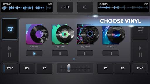 DJ Mix Effects Simulator apkmr screenshots 2